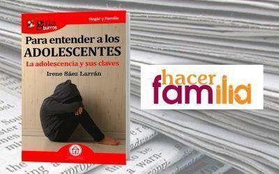El 'GuíaBurros: Para entender a los adolescentes' en la web de HacerFamilia.com